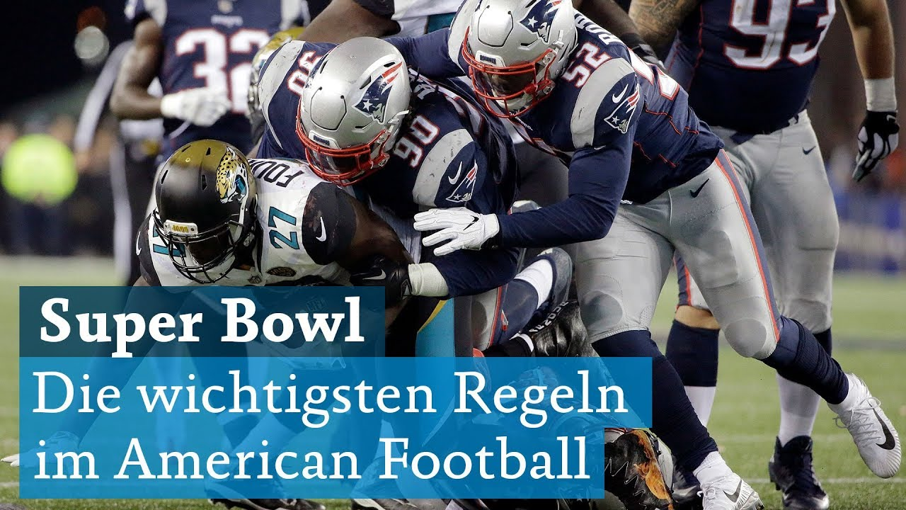 Regeln Super Bowl