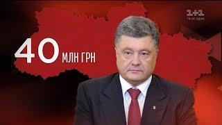 Скільки сотень мільярдів втратили українці за роки президентства Порошенка