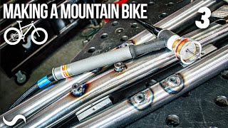 MAKING A MOUNTAIN BIKE!!! Part 3