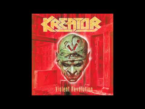 Kreator-The Patriarch/Violent Revolution 1080p