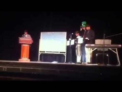 Celebrity Jeopardy- Stonington High School Edition