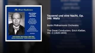 Tausend und eine Nacht, Op. 346: Waltz
