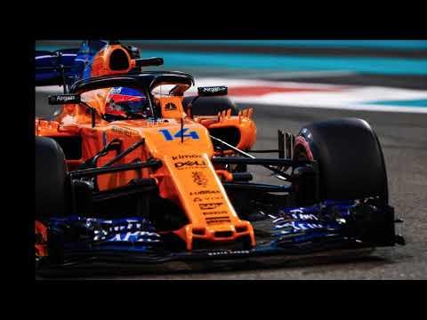 Fernando Alonsο retirement team radio - F1 2018 Abu Dhabi