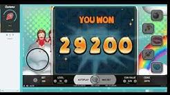 Emojiplanet Slot - €10 bet - Big Win - NetEnt