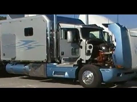 Smarter Truck Play T6 Kenworth W Custom Sleeper Youtube