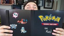 Eine Mappe, eine Hülle, EIN SYSTEM! - Pokémon Trading Card Game