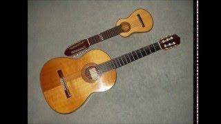 """エクアドル(チャランゴ編)""""Ecuador""""(charango&guitar)"""