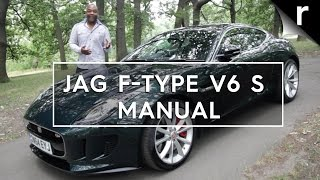 Jaguar F-Type V6S Manual: The perfect Jag?