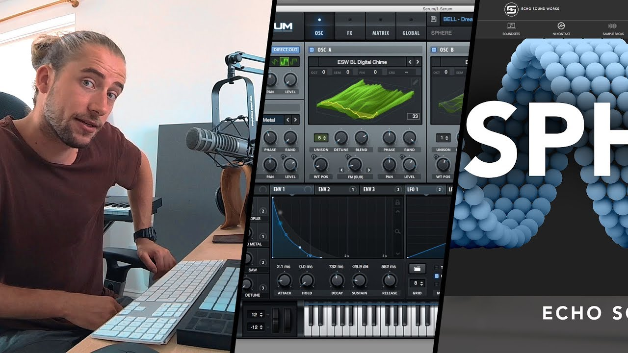 Echo Sound Works SPHERE | The BEST Serum Presets for Future Bass, Trap &  Pop!