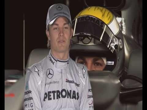 Spanish Grand Prix - Nico Rosberg preview (German)
