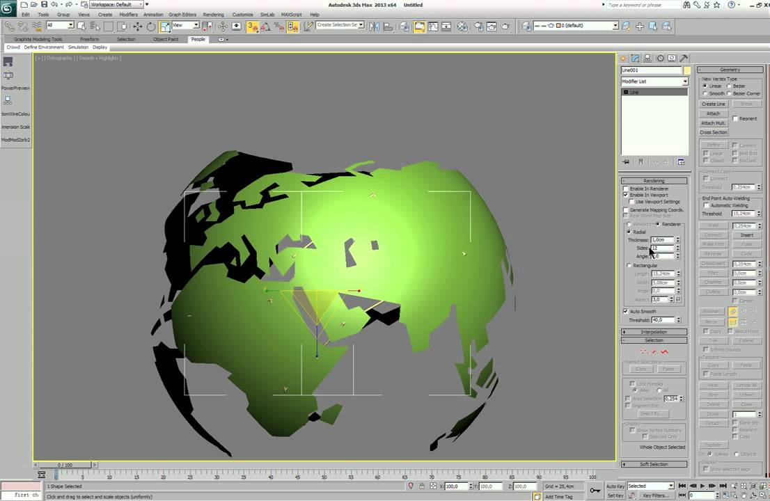 Drawing animated waypoints on planar and spherical earth map globe drawing animated waypoints on planar and spherical earth map globe object with 3ds max no sound gumiabroncs Images