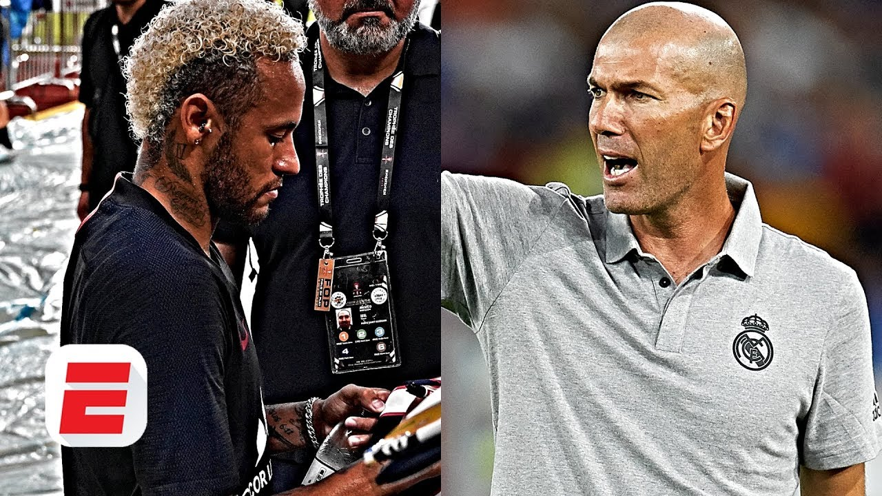 Can fans sway PSG to sell Neymar? Will Zinedine Zidane walk out on Real Madrid? | ESPN FC