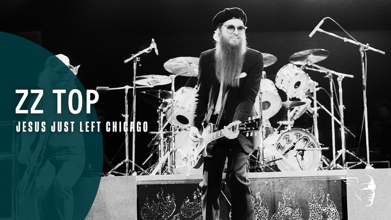 """ZZ Top - Jesus Just Left Chicago (From """"Double Down Live - 1980"""")"""