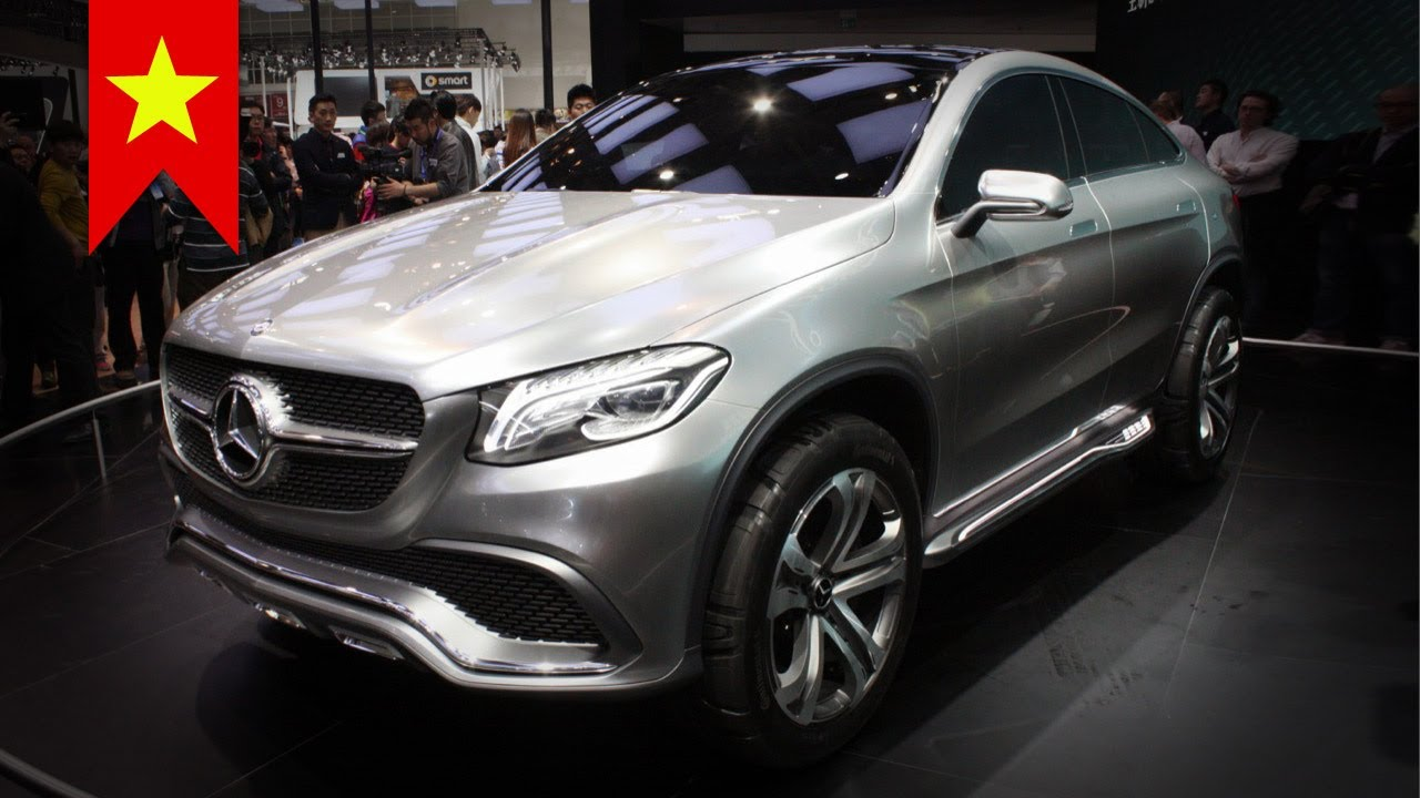 2016 mercedes benz concept coupe suv 2014 beijing youtube for Mercedes benz 2014 suv
