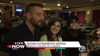 Metro Detroiters look to find love at Bachelor and Bachelorette auditions