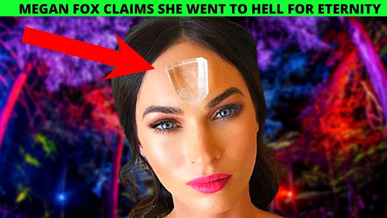Megan Fox's Hell Testimony Goes Viral...