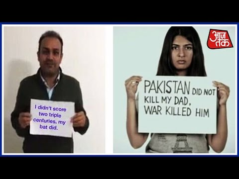 Vishesh: Virender Sehwag Tries To Poke Fun At Gurmehar Kaur, Gets Slammed Instead