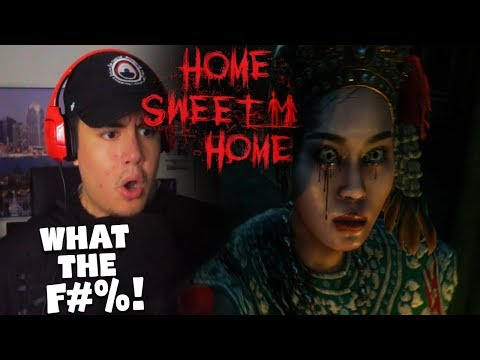 ONE OF THE MOST UNSETTLING LAST STAGES I'VE EVER PLAYED | Home Sweet Home [END]