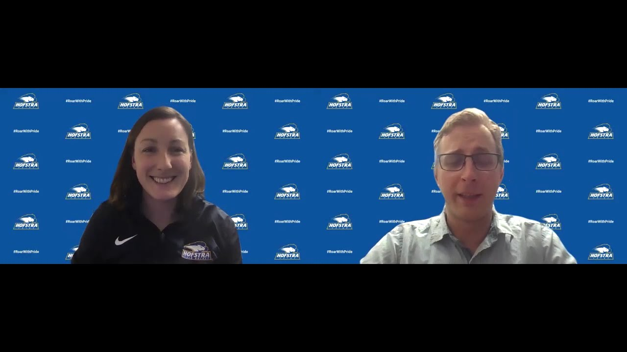 FH: W.B. Mason Coaches Report with Hofstra Coach Courtney Veinotte (2/23/21)