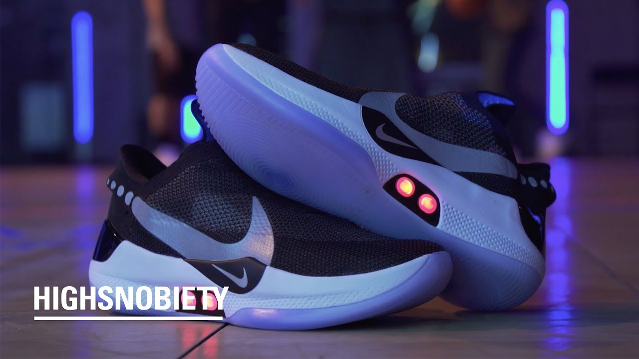 buy popular 27104 c50c4 Here s Why Nike s Auto-Lacing Adapt BB is Well Worth  350