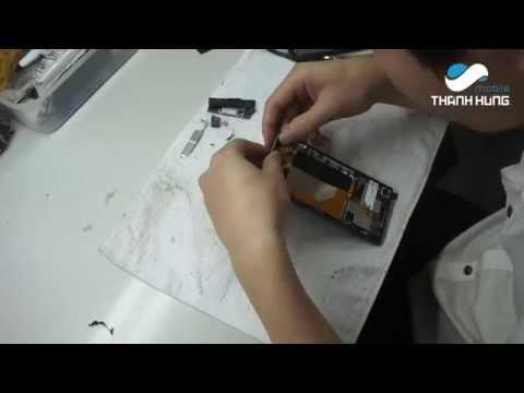 Thay mặt kính sony siêu rẻ tại Hà Nội
