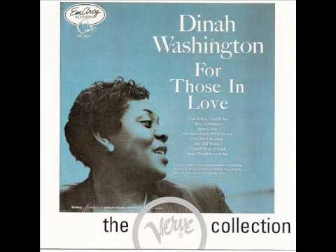 If I Had You - Dinah Washington (1955).