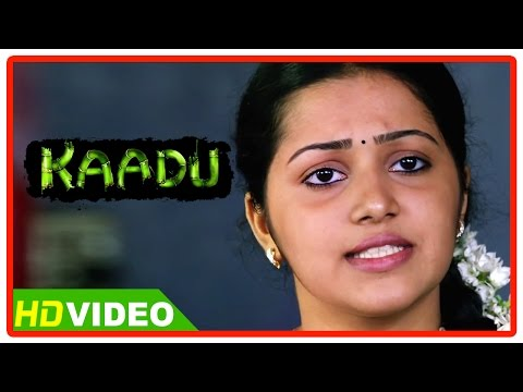 Kaadu Tamil Movie Scenes HD | Samskruthy Intro Scene | Thambi Ramaiah | Vidharth