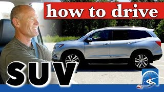 How to Drive a Sport Utility Vehicle  :: Techniques & Strategies