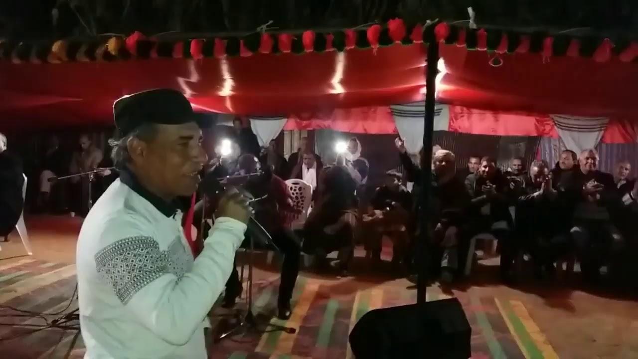 ملتقى المعلمين المبدعين بقصر غيلان غناء بلقاسم بوقنة