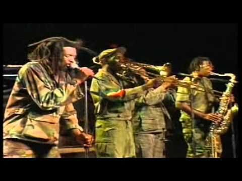 Lucky Dube (Live Concert 1993) - Truth In The World .wmv