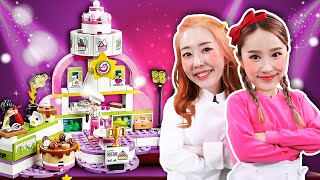 Lego friends 41393 Baking Competition  heyjini