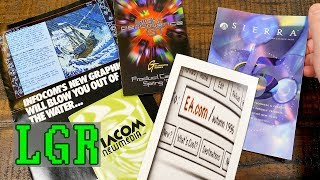 LGR - Enjoying Retro Computer Game Catalogs