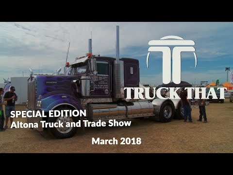 Truck That March 2018