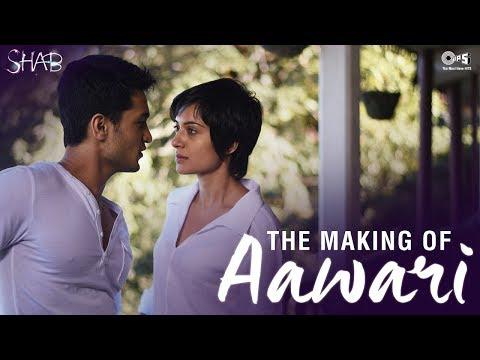 Aawari Making | Mithoon | Arpita Chatterjee | Ashish Bisht