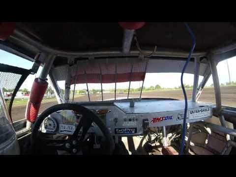 Elana 6/30/17 Hot laps Rapid Speedway