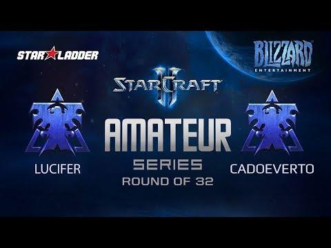 Amateur Series Round Of 32: Lucifer (T) Vs CadoEverto (T)