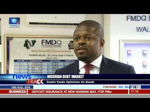 Nigerian Debt Market: Dealer Feeds Optimism On Bonds
