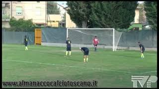 Serie D Girone E Cannara-Aquila Montevarchi 5-3