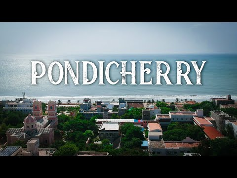 Pondicherry   Travel Vlog   Best Places To Visit, See & Eat   The Complete Travel Guide  Travel & Events