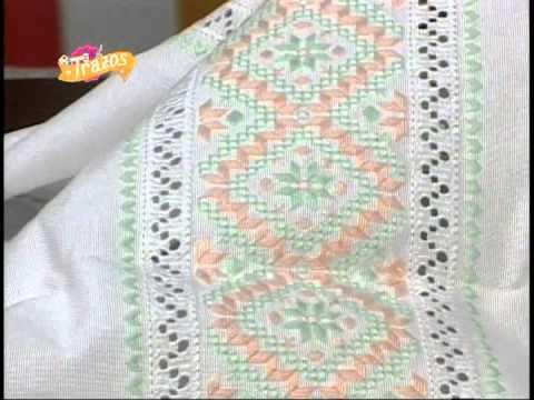 Tricolandia tipos de telas para los bordados youtube for Tipos de estanques para acuicultura