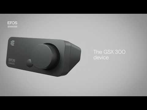 Product Overview GSX 300