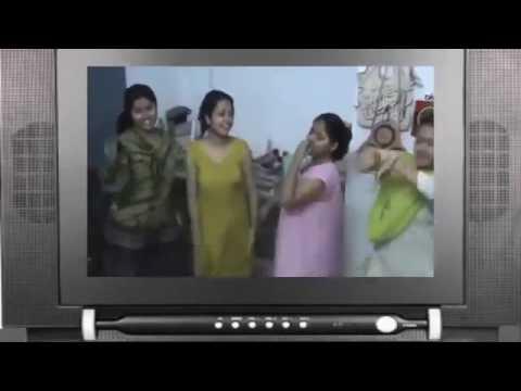ഇങ്ങനെയും പെണ്ണുങ്ങൾ.Hostel Girls Funny Dance Whatsapp India Most Viral Funny Vid