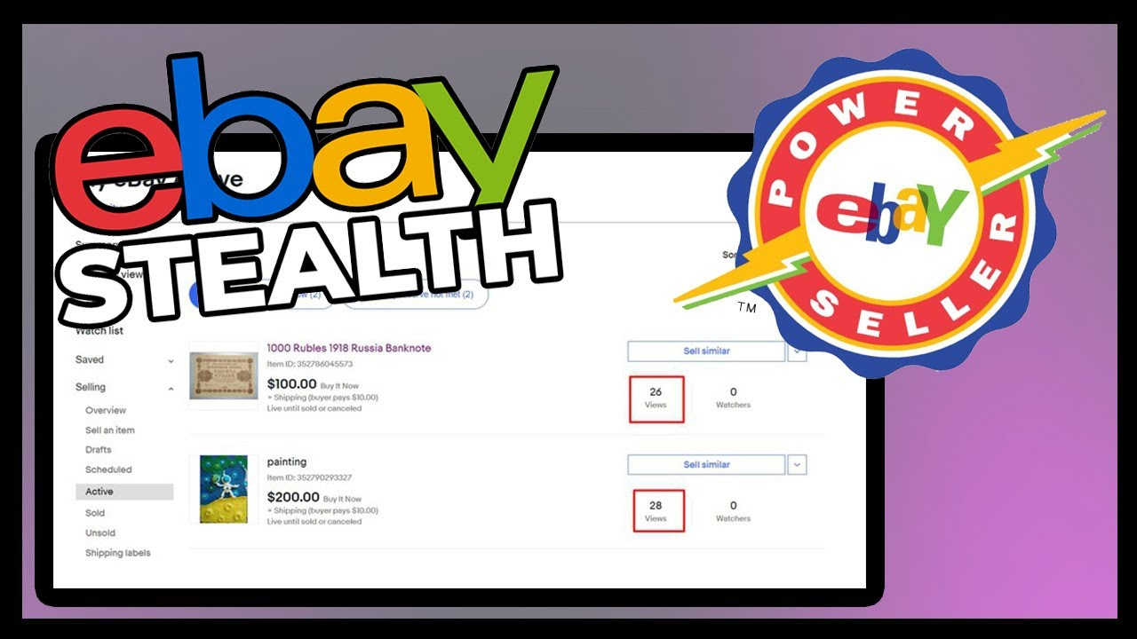 Brave Browser & User Agent For eBay Stealth Accounts Are Best!