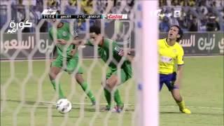 vuclip أهداف مباراة النصر والاتفاق 3-1 I مؤجلة الجولة 7 HD