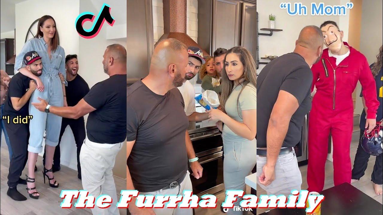 Funny The Furrha Family TikTok Video 2021 | The Furrha Family TikTok Compilation 2021 #4