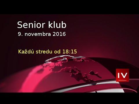 Senior klub - 9.11.2016