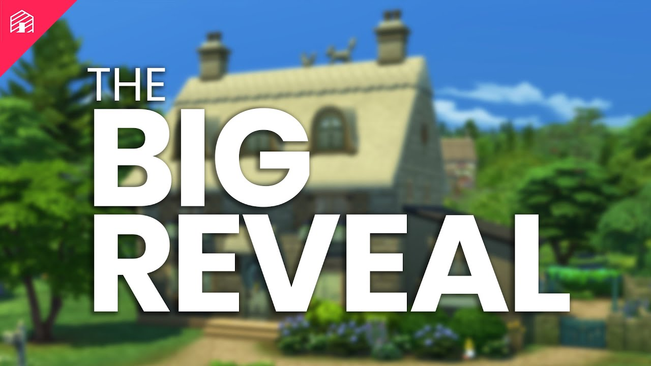 Download THE BIG REVEAL!!!    The Sims 4: Cottage Living