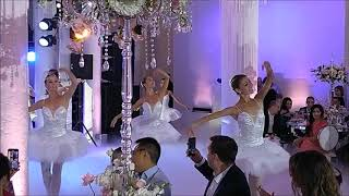 """Балерины на свадьбу. Заказать классический балет. """"Viva La Vida"""" Coldplay от LuxBallet"""