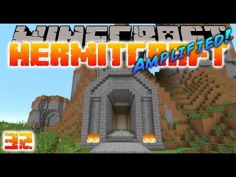 Minecraft Hermitcraft - MINE ENTRANCE! ( Let's Play S3E32 )