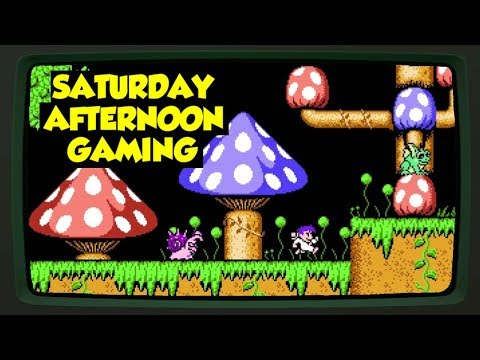 Little Nemo: The Dream Master (NES) - A Challenging Capcom Classic! - Saturday Afternoon Gaming